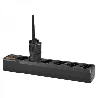 Cargador múltiple para walkies MOTOROLA XT400 y XT200