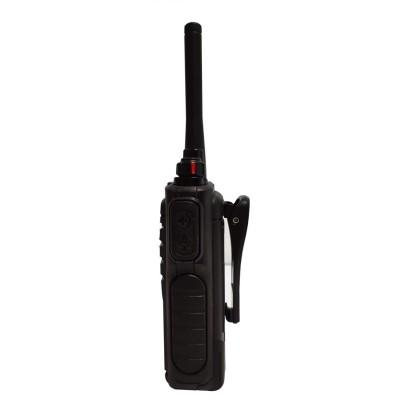 Transceptor portátil ESCOLTA ALFA VHF con display oculto