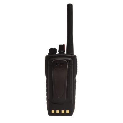Transceptor portátil ESCOLTA ALFA UHF con display oculto