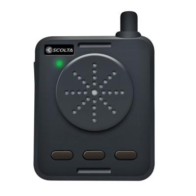 Audio-guía altavoz ESCOLTA CHARLIE AG-446