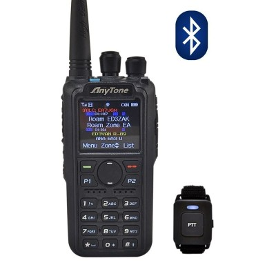 ANYTONE AT-D878UV PLUS BLUETOOTH