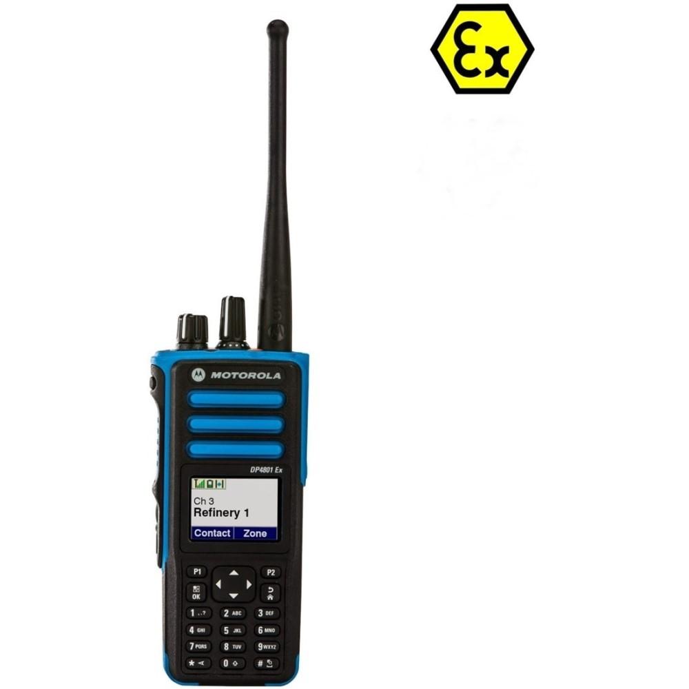 MOTOROLA DP4801 Ex ATEX