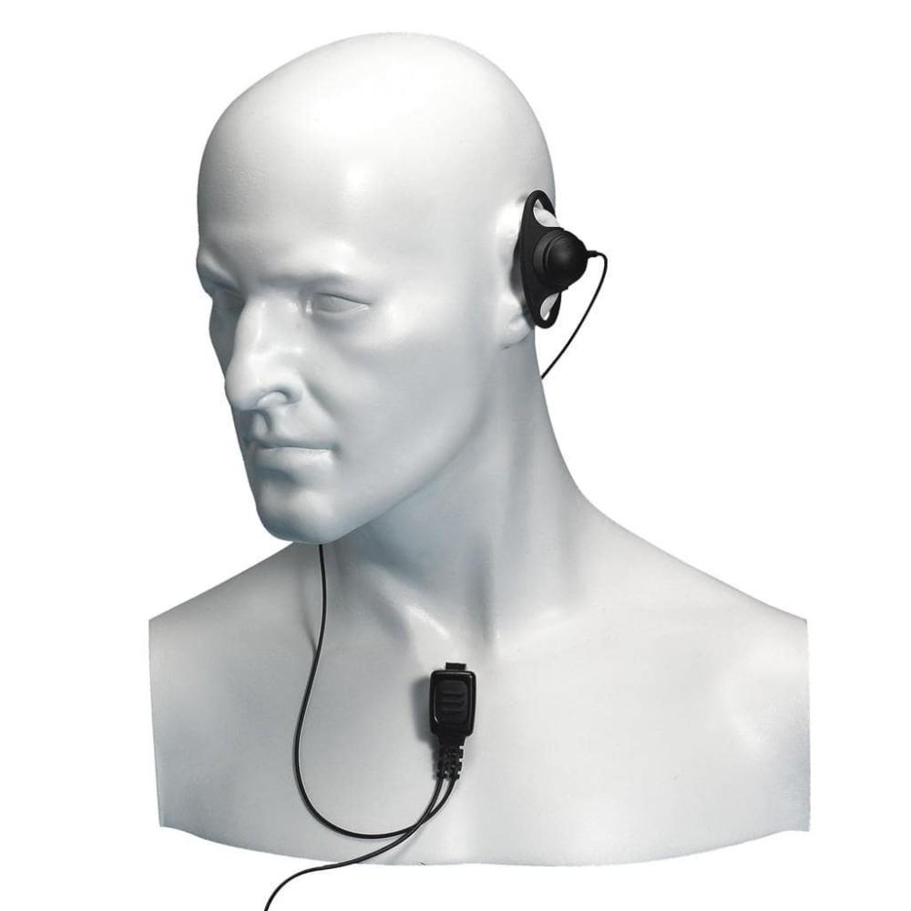 EA12/DX - Micro-auricular para walkies ENTEL DX