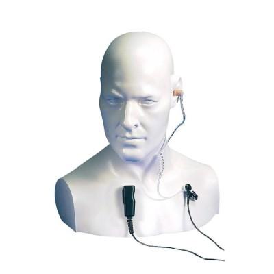 Micro-auricular tubular para ENTEL DX