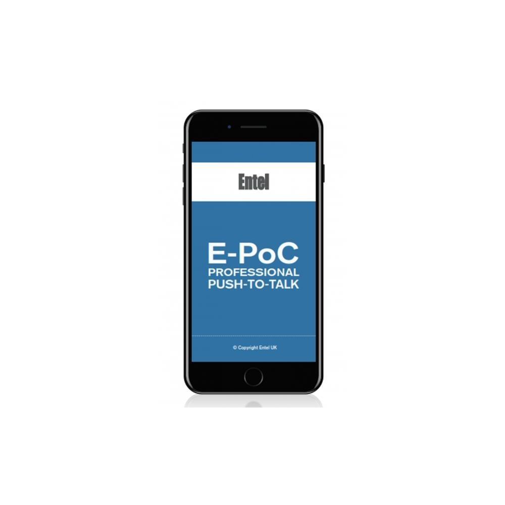 E-PoC App ENTEL para iOS y Android