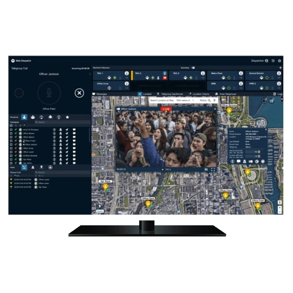 Add-on video Wave PTX Dispatcher