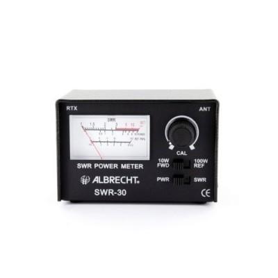 Medidor ROE y watímetro ALBRECHT SWR-30
