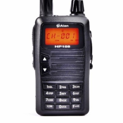 ALAN HP108 walkie VHF