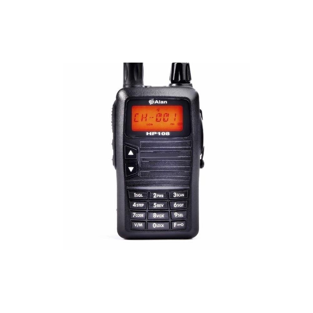 ALAN HP108 walkie VHF