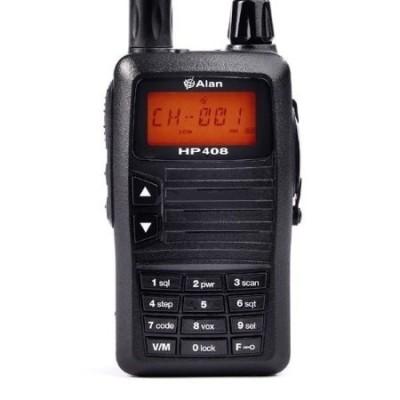 ALAN HP408 UHF Emisora walkie especial CAZA