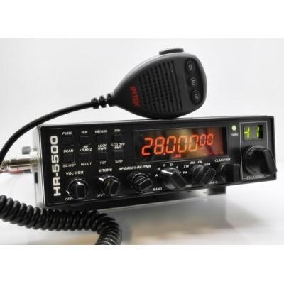 Emisora INTEK HR-5500 10M AM-FM-CW-SSB