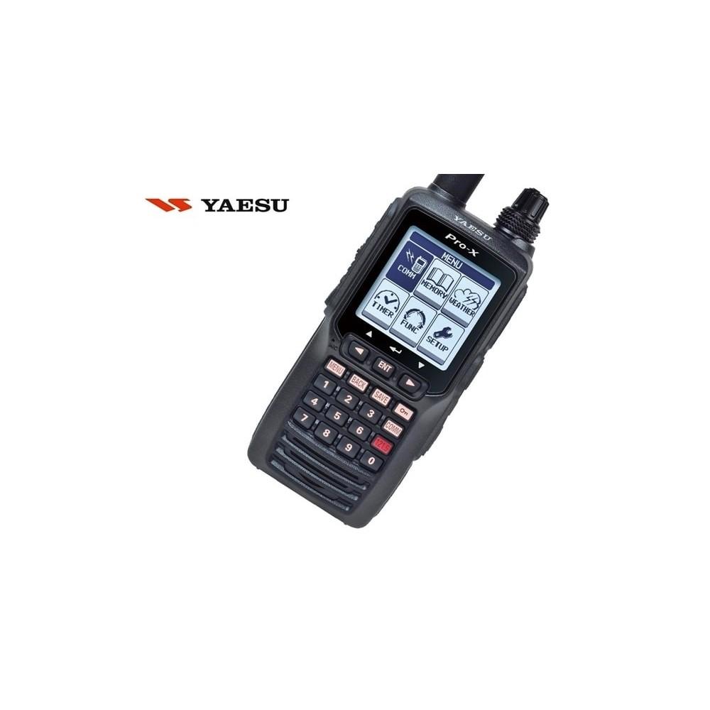 YAESU FTA-550L PRO-X BANDA AEREA